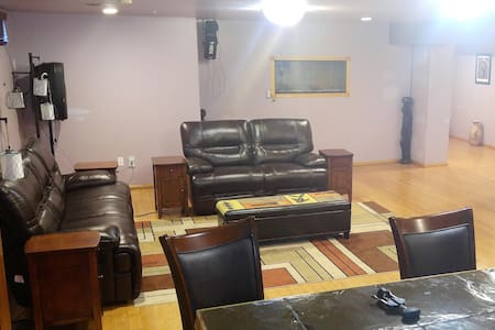 Luxurious & Clean Basement Apartment-1800 sq feet - Bowie