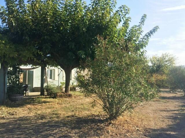 Maison individuelle en Ardèche méridionale