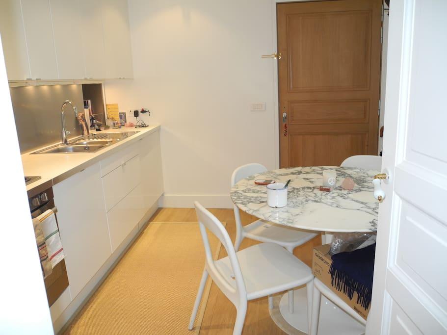 Kitchen 2/ Entrée.