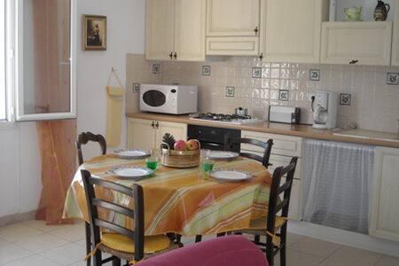"""""""A Nepita"""": logement entier - Vescovato - Apartemen"""