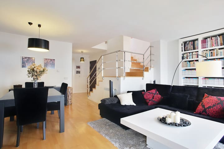 Beautiful apartment in Downtown