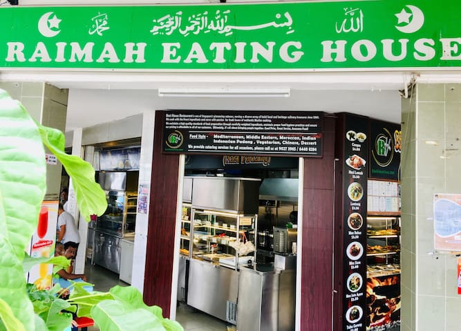 Raimah Eating House : 24 Hours!