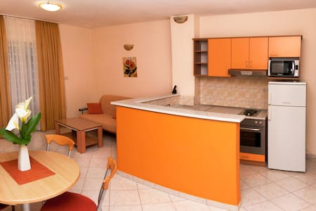 Orange Apartment                 - Komarna