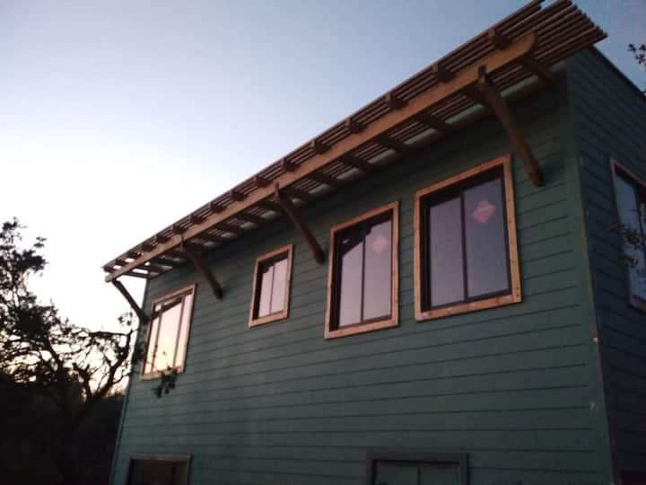 Abirim Green House  -  הבית הירוק באבירים