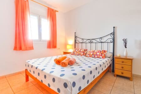 CHEAP HOUSE IN PLAYA DEN BOSSA GUST - Platja d´en Bossa - Apartament