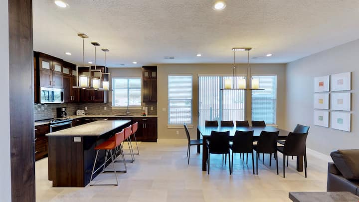 Entrada at Moab #628, Beautiful 4 Bedroom Townhome in Downtown Moab + Near National Parks - Entrada at Moab #628