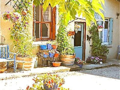 Cozy one bed property. Near Carcassonne. - Alaigne - 獨棟