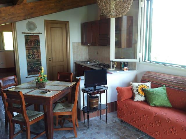 Casa immersa nella natura, Palermo - Palermo - Lägenhet