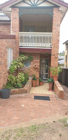 Nice  room for female in townhouse Merrylands