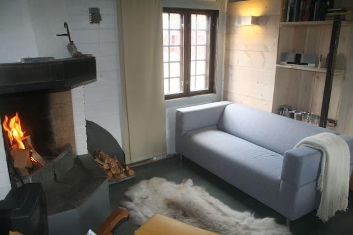 Romantic cabin Benteros - Lora - Cabin