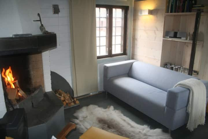 Romantic cabin Benteros