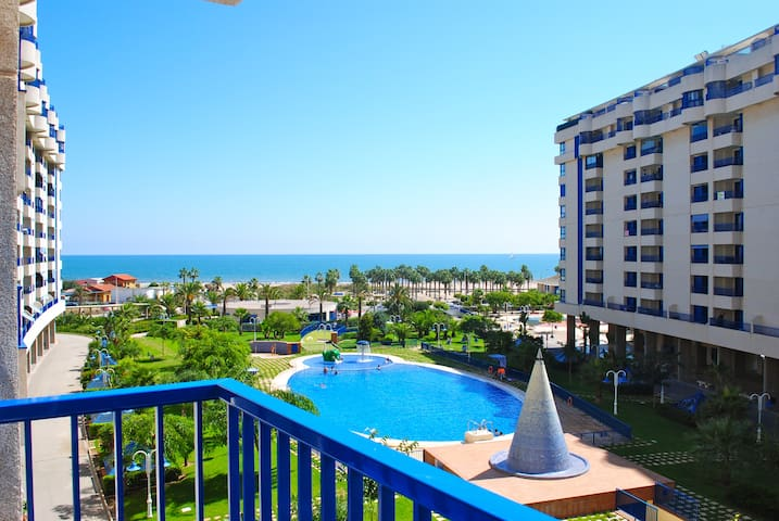 Enjoy the beach of Valencia! - Alboraya - Condominium