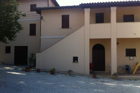 COTTAGE IN THE COUNTRY - Montefalco - Haus