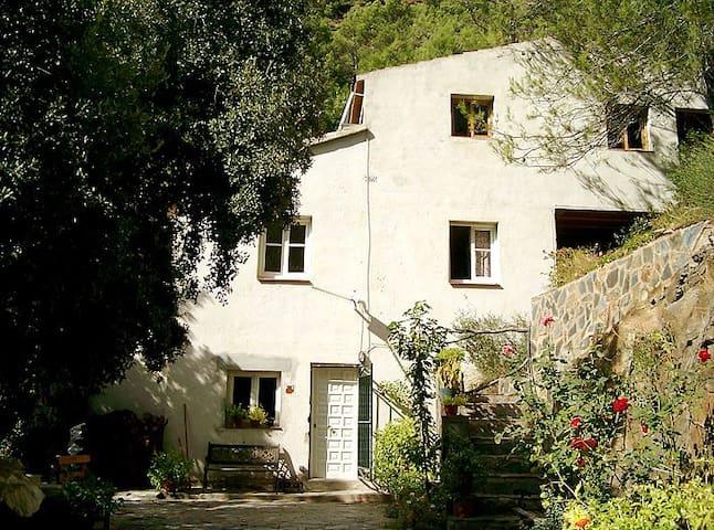 Siurana Tarragona Parque Natural - Cornudella del Montsant - Casa