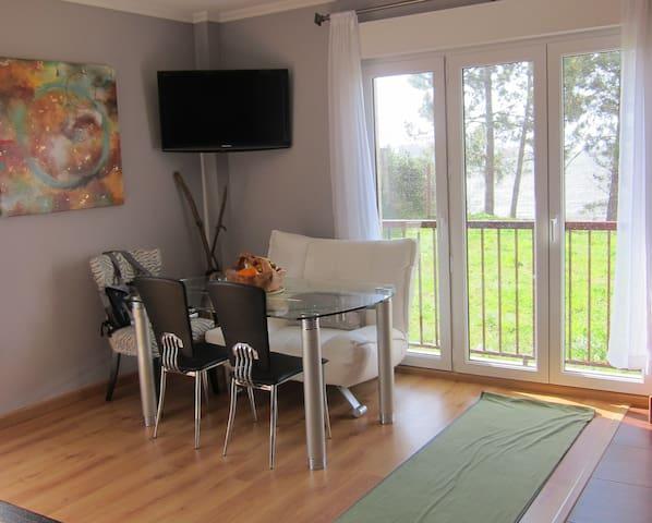Beach Getaway - Boiro - Apartment