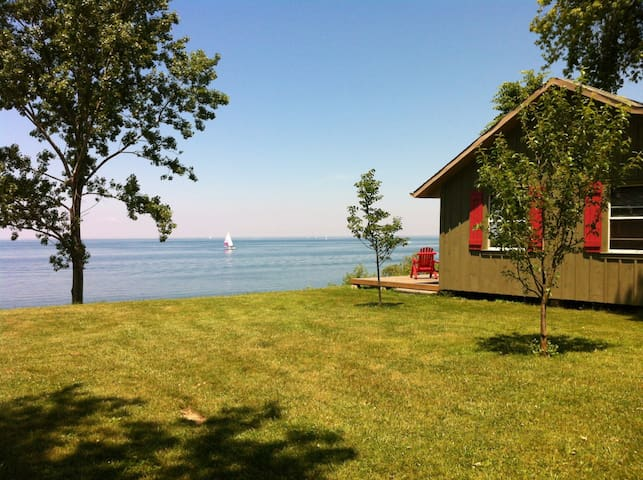 Nokara Farms Riesling Cottage - St. Catharines - Cabin
