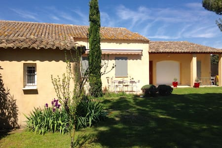 Maison des Petites  Ferratières - Saint-Saturnin-lès-Avignon