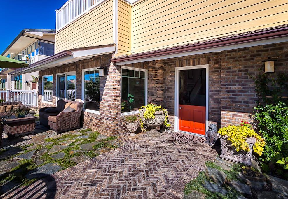 Custom California Coastal Estate Venue