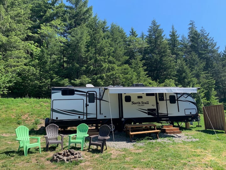 North Umpqua Trail RV Experience
