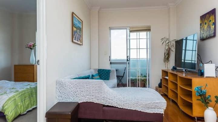 温馨公寓 auburn区