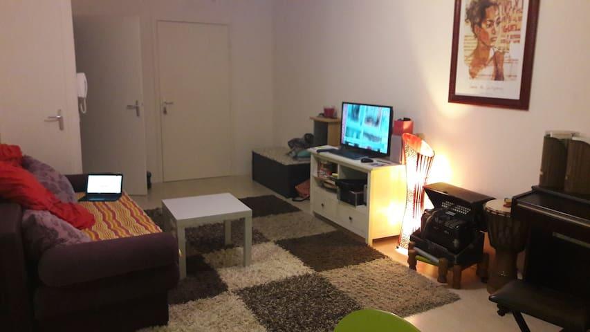 T1 calme et lumineux - Sciez - Apartment