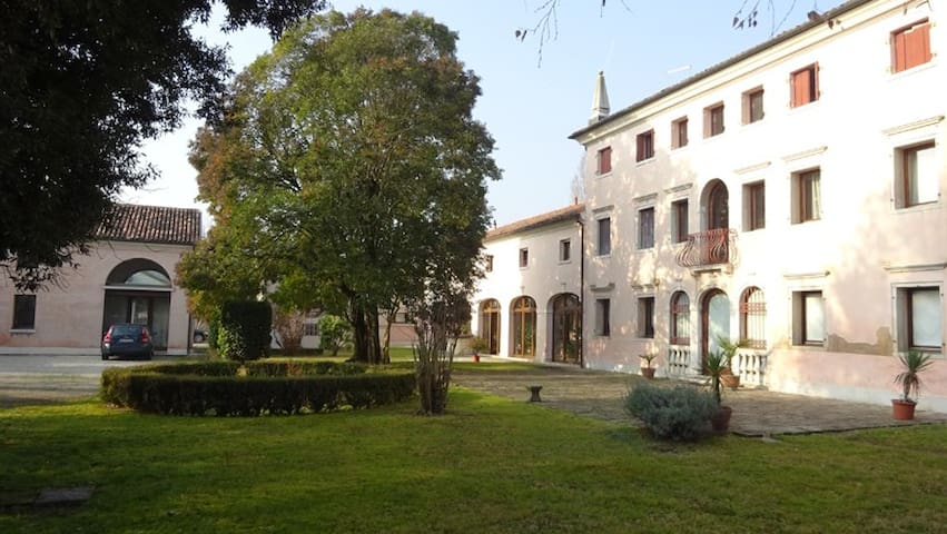 Monolocale in Villa Veneta - Roncade - Appartement