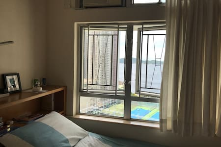 Nice seaview room in Ap Lei Chau