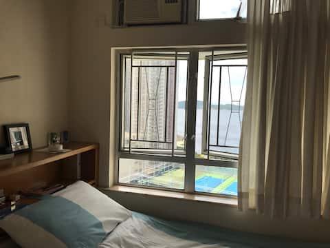 Nice seaview room in Ap Lei Chau