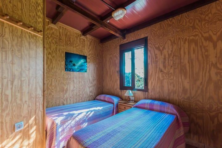 Miramar El Palmar, Casa 5 a solo 200mt de la playa