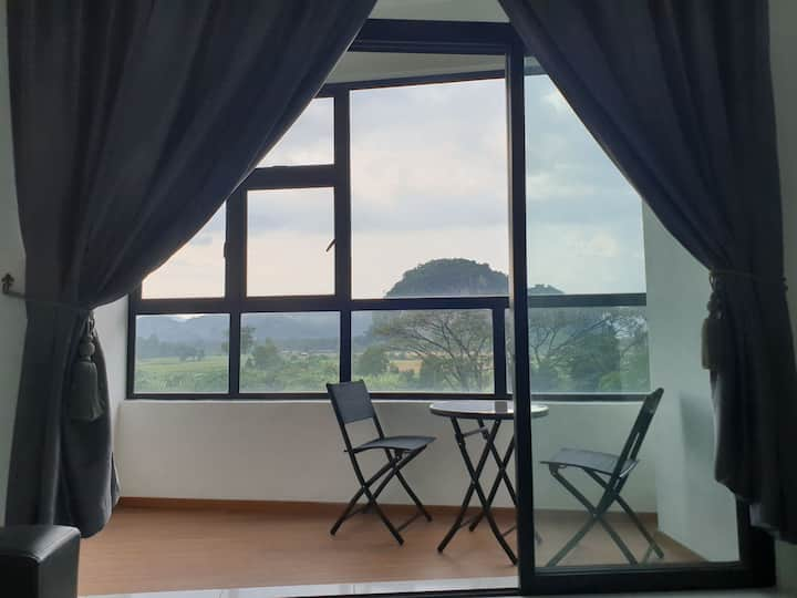 MountainView HomeStay 3R @ Ipoh
