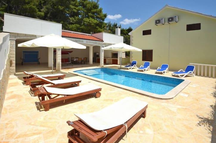 Gorgeous Villa in Korčula - Korčula - Huis