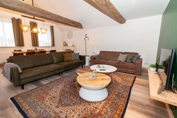 Enticing Apartment in Schin op Geul with Terrace