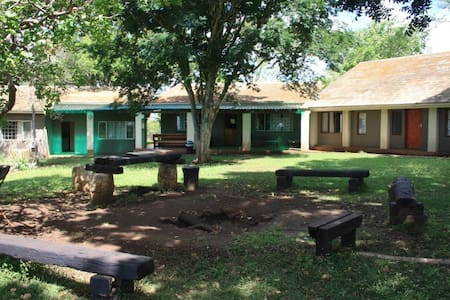HH Game Farm Self-Sevice accommodation - Hluhluwe