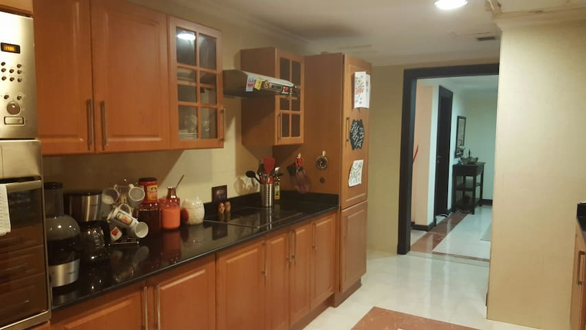 Homey Apartment in City Center