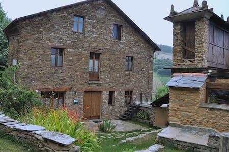 Casa rural O Cabazo da Curuxa - Santo Adrao de Lourenzá