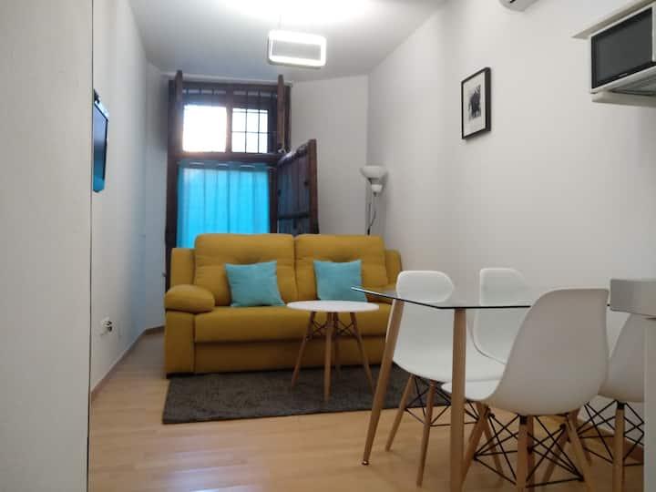 El patio del Convento (Apartment 3 people)