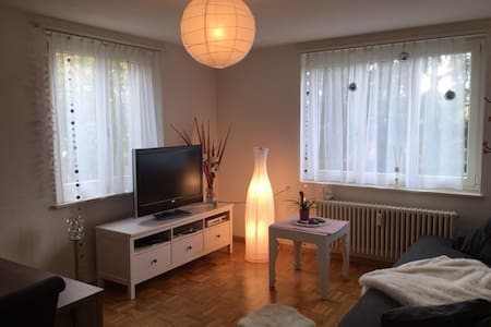 Very nice room close to city center - Birsfelden - Apartamento