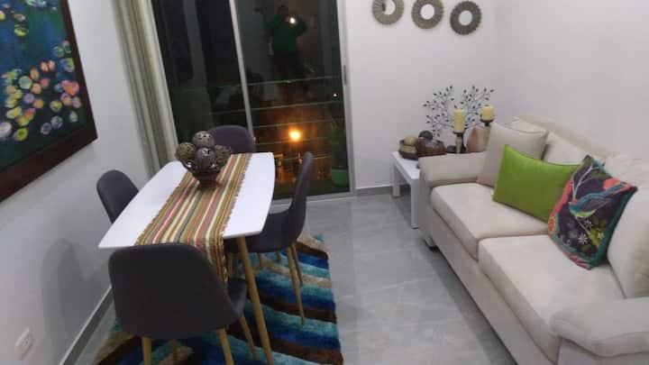 Moderno apartamento en zona exclusiva