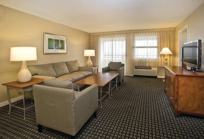 Atlantic City 2 Bedroom Condo With Kitchen - Atlantic City - Condomínio