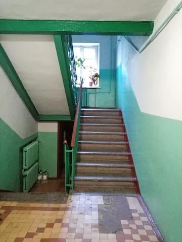 Уютное, комфортное жильё в центре Архангельска.