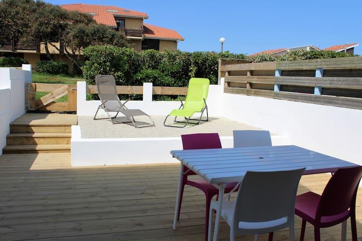 Appartement plage des bourdaines- Seignosse océan