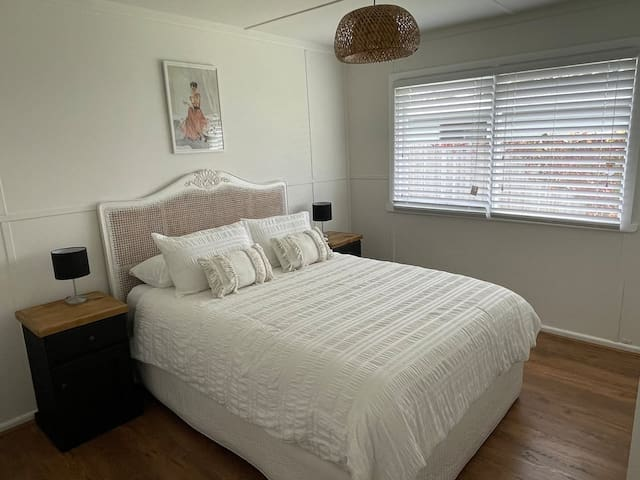 Chic bedroom for 2 guests