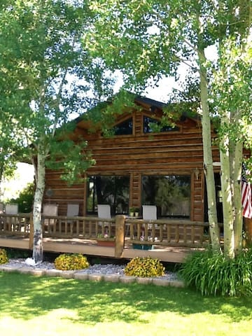 Cozy Cabin in Star Valley Wyoming - Smoot - House