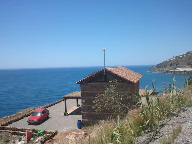 "Casa Zamora ""La Caseta del Mar"" - Granada - Huis"