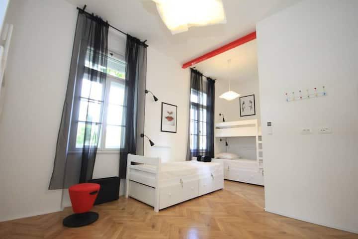 The Hostel Zadar- dormitory