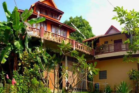 Baan Rao Bed & Breakfast - Seaview Family room - Amphoe Ko Lanta