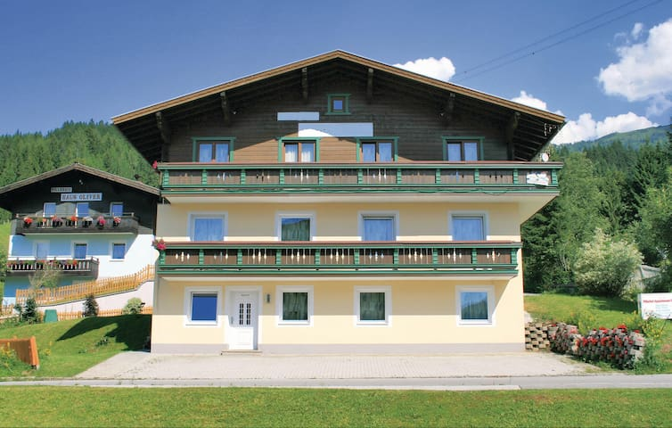 Holiday apartment with 2 bedrooms on 85 m² in Wagrain