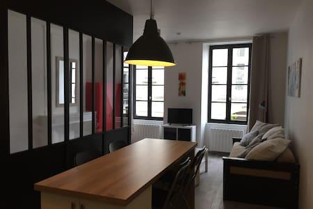 studio 4 pers 35m² hyper centre tout équipé - La Rochelle