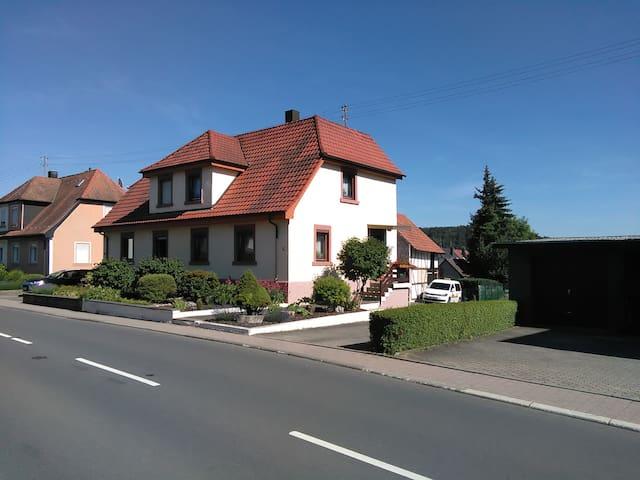 Gästezimmer in Hardheim zu vermieten!