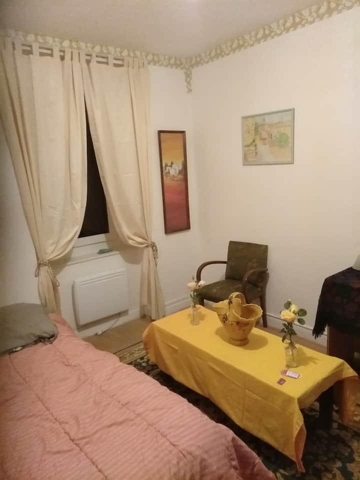 Appartement au charme Ariège la  belle campagne